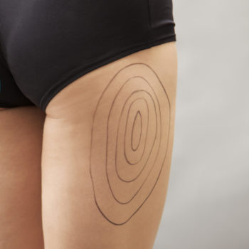Thighlighting: a new beauty trend that proves the internet can't stop obsessing over our bodies