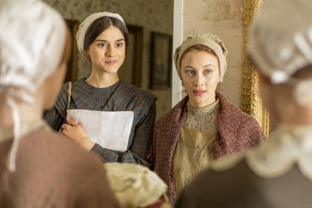 "Here's why Netflix's ""Alias Grace"" is so important right now — and how it differs from ""The Handmaid's Tale"""