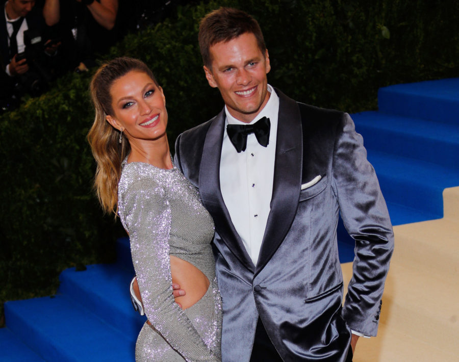 Gisele Bundchen and Tom Brady's avocado toast costume is the Halloween costume of millennial dreams