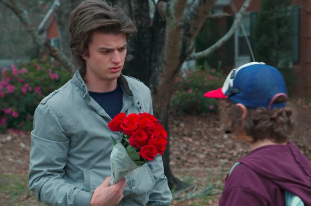 "Say hello again to Steve Harrington, your new favorite character on ""Stranger Things"""