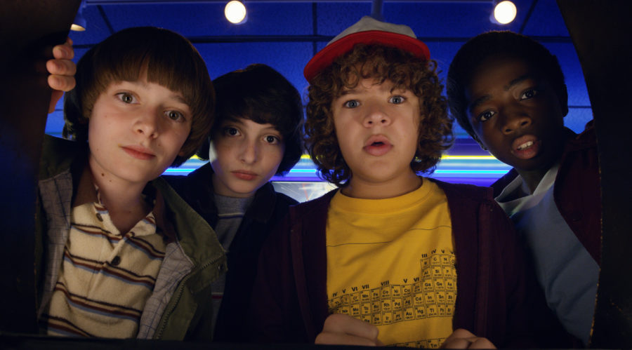 "This ""Stranger Things"" star was briefly hospitalized"