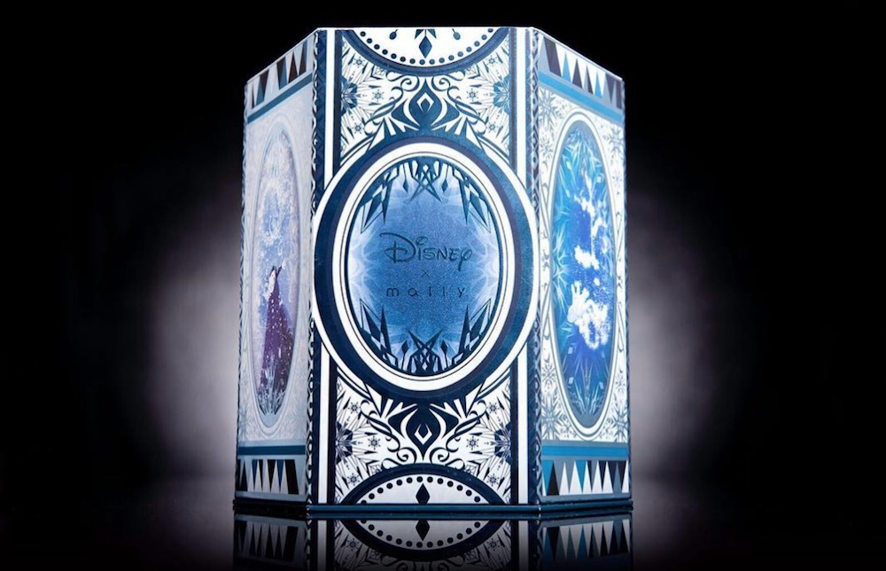 "Mally Beauty's new ""Frozen"" makeup collection just launched, and it's a Disney lover's dream"
