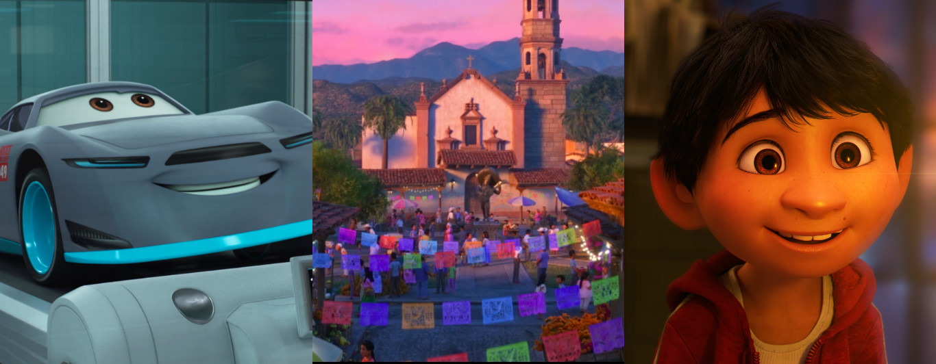 There Are A Few Coco Easter Eggs Hidden In Cars 3 Hellogiggles