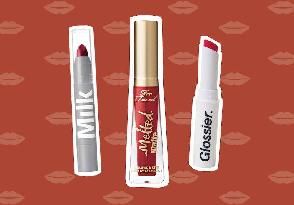 13 must-have red lipsticks if you're obsessed with the classic shade