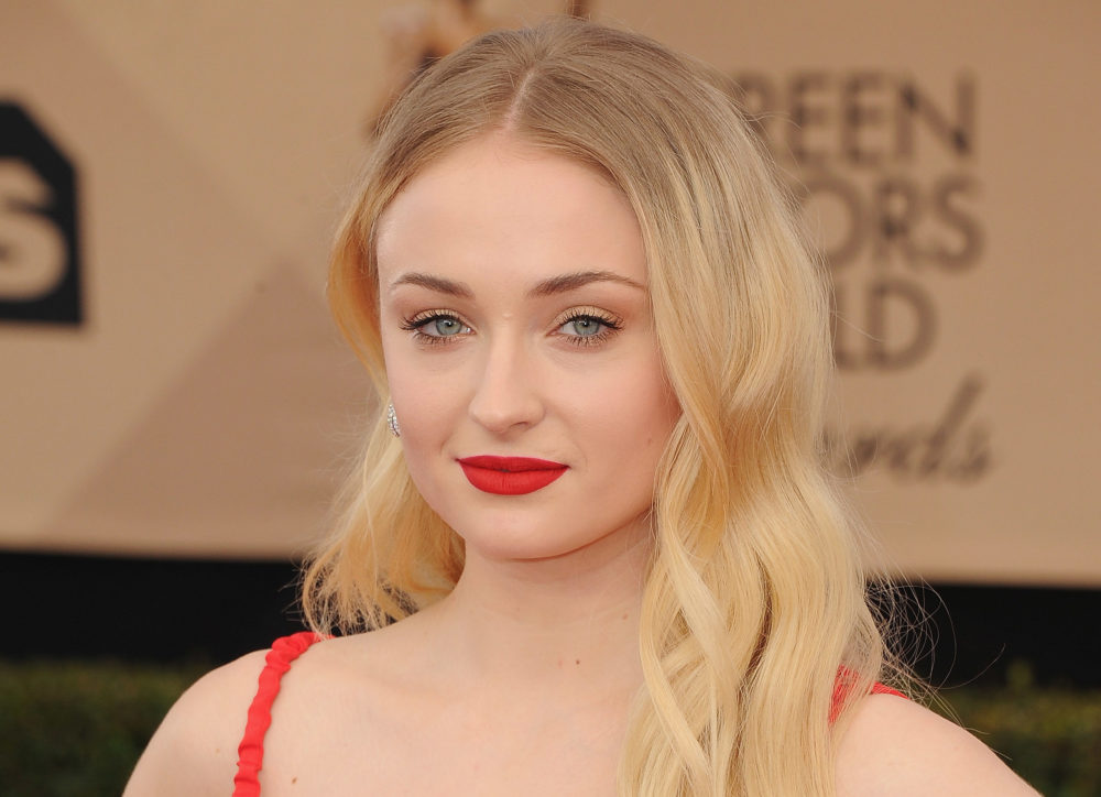 Sophie Turner will star in a survival biopic, proving (once again) she's a force to be reckoned with