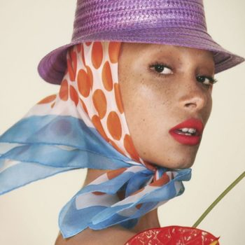 Model and activist Adwoa Aboah is the new face of Marc Jacobs Beauty