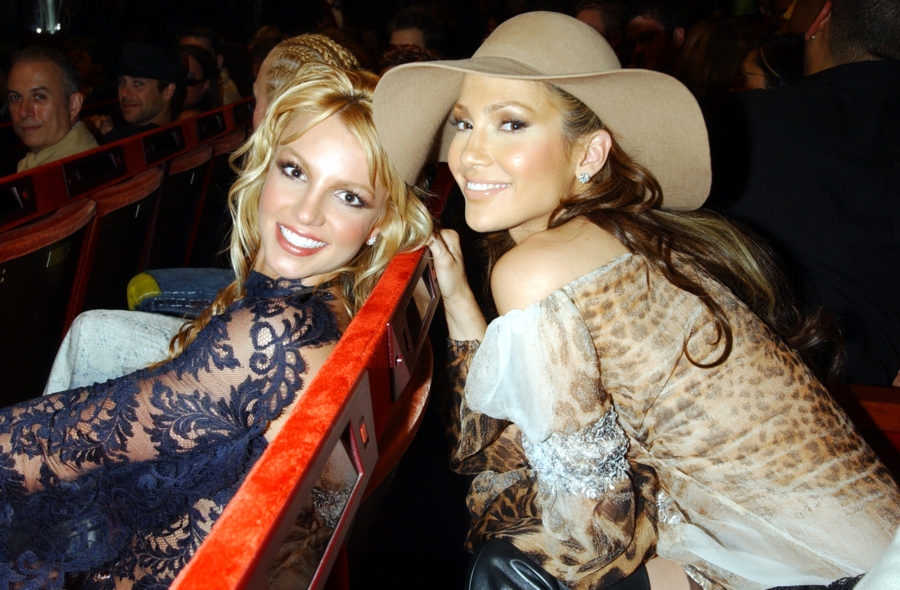 Britney Spears just got the most glamorous gift from J.Lo