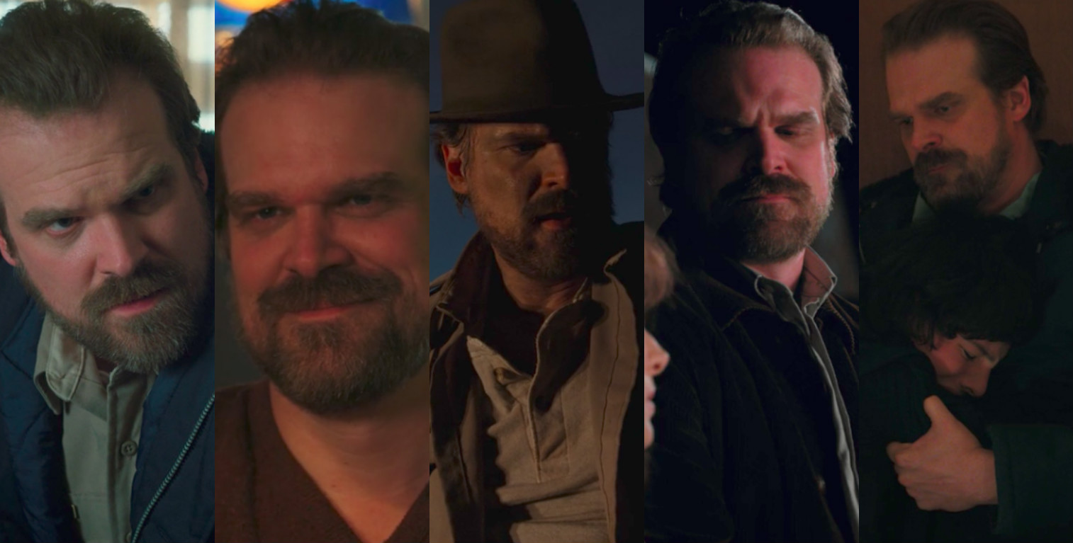 "23 times during <em>Stranger Things </em>when I was like, ""Wow, I am so attracted to Hopper right now"""
