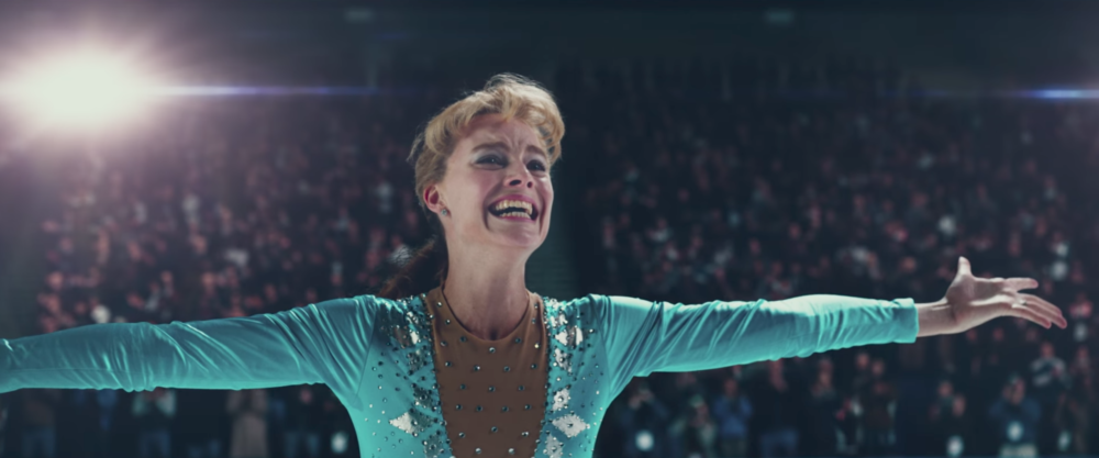 "Here's how ""I, Tonya"" recreated Tonya Harding's broken skate lace mishap, according to Margot Robbie"
