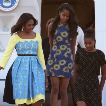 Michelle Obama doesn't coddle daughters Sasha and Malia for a powerful reason