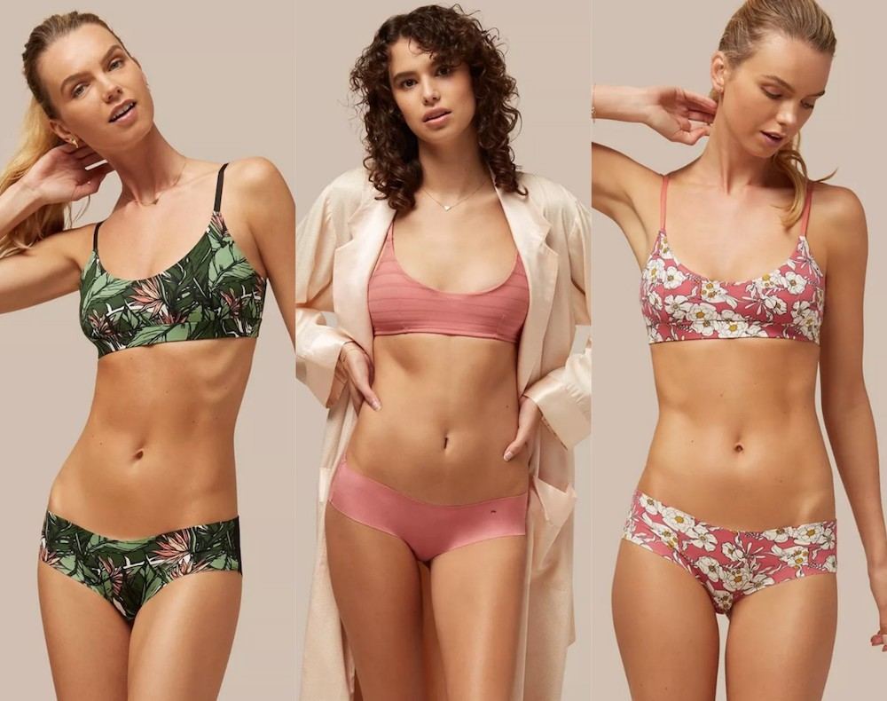 MeUndies released an everyday lingerie collection, but it is anything but basic