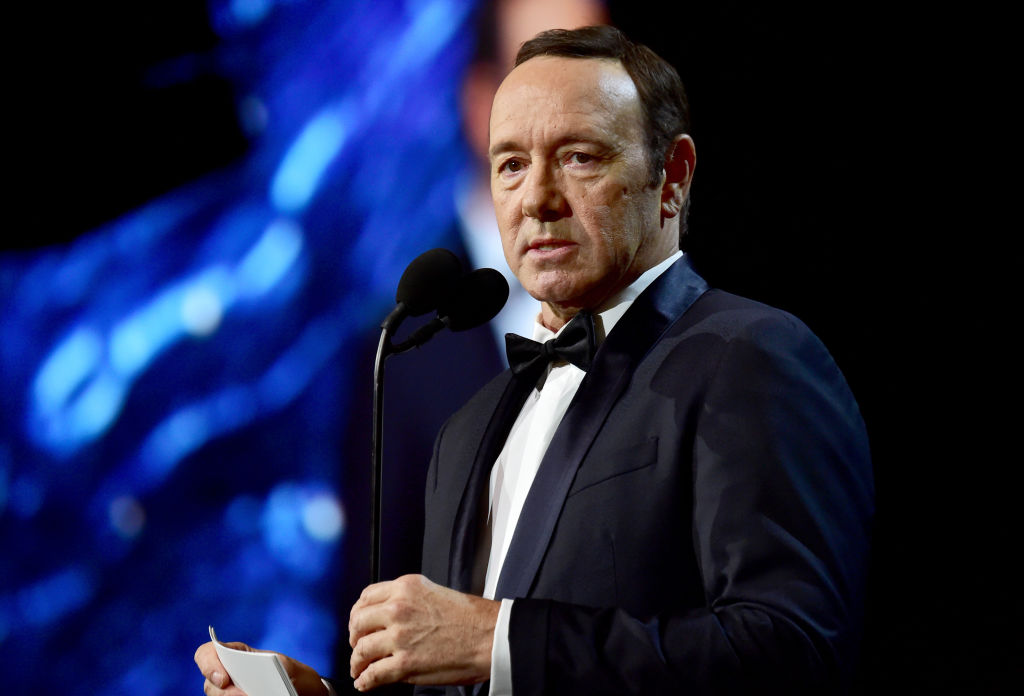 """Kevin Spacey has been accused of sexual misconduct by eight""""House of Cards"""" employees"""