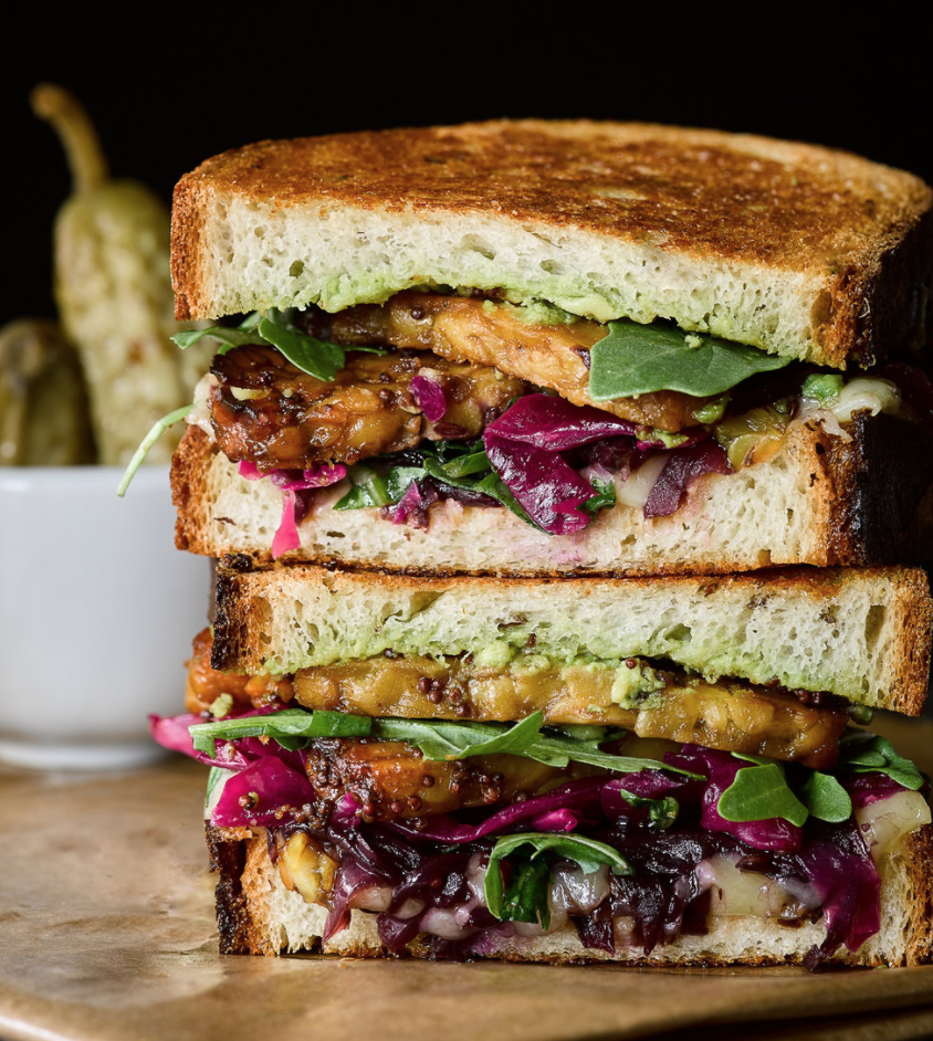10 pictures of beautiful sandwiches in honor of National Sandwich Day