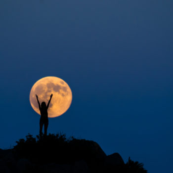 What this weekend's full moon means if you're single