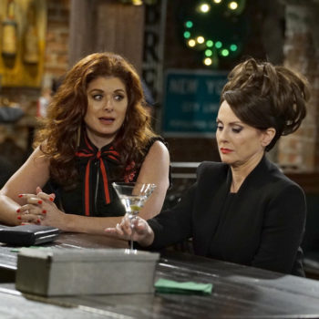 """Will & Grace"" said farewell to a major character, and Twitter got hella emotional"