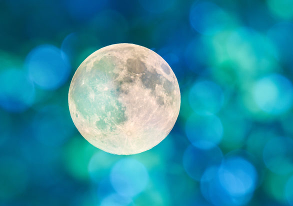 The Taurus Full Moon is allowing you to bathe yourself in luxury