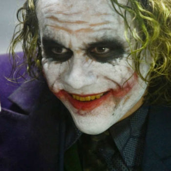 A doctor dressed as The Joker delivered a baby on Halloween, and LOL