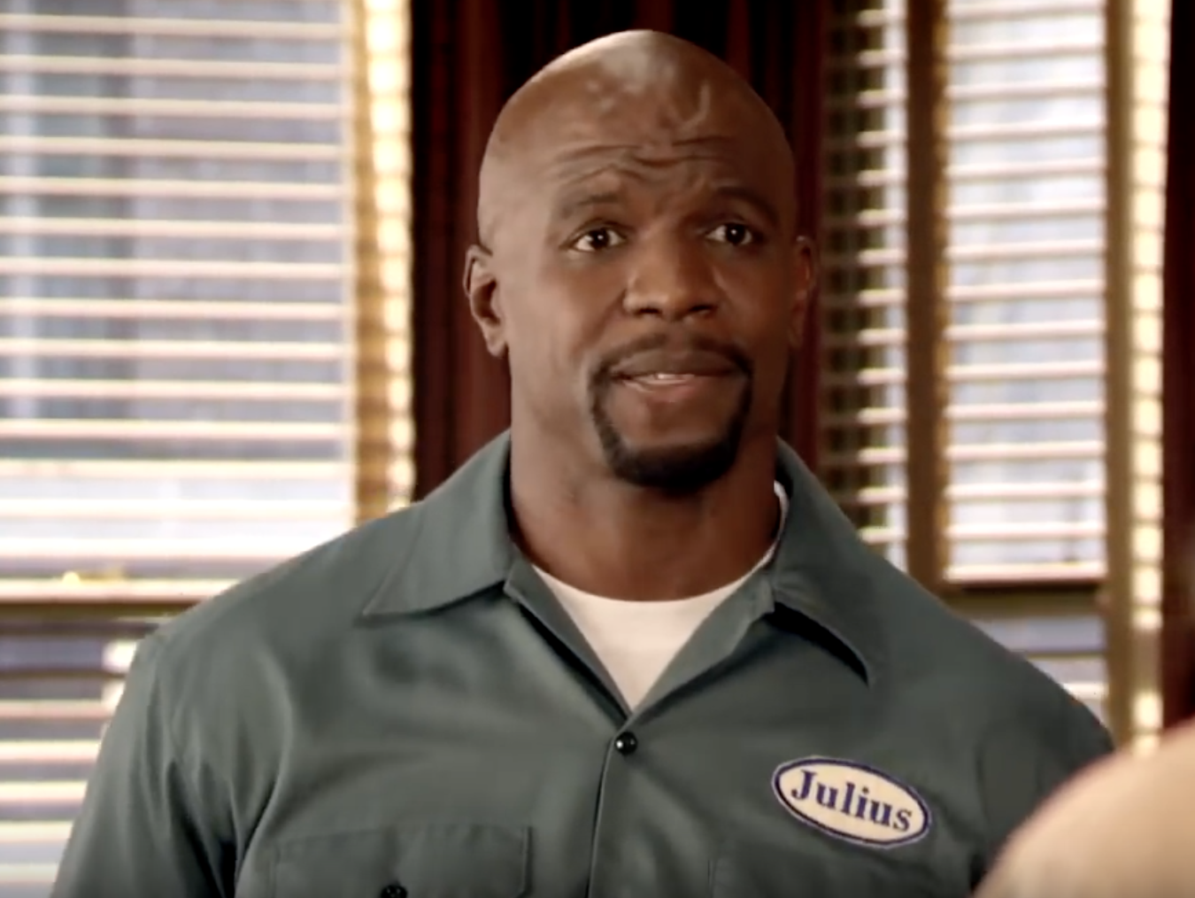 Terry Crews gave a woman permission to use his face on her Wells Fargo debit card, and now we want one too