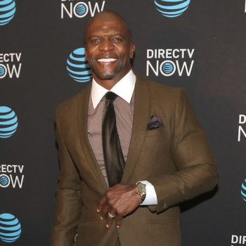 The Hollywood executive who groped Terry Crews is now on leave