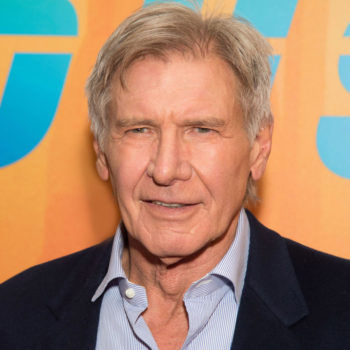 Harrison Ford has some harsh words for the Trump administration and climate change deniers