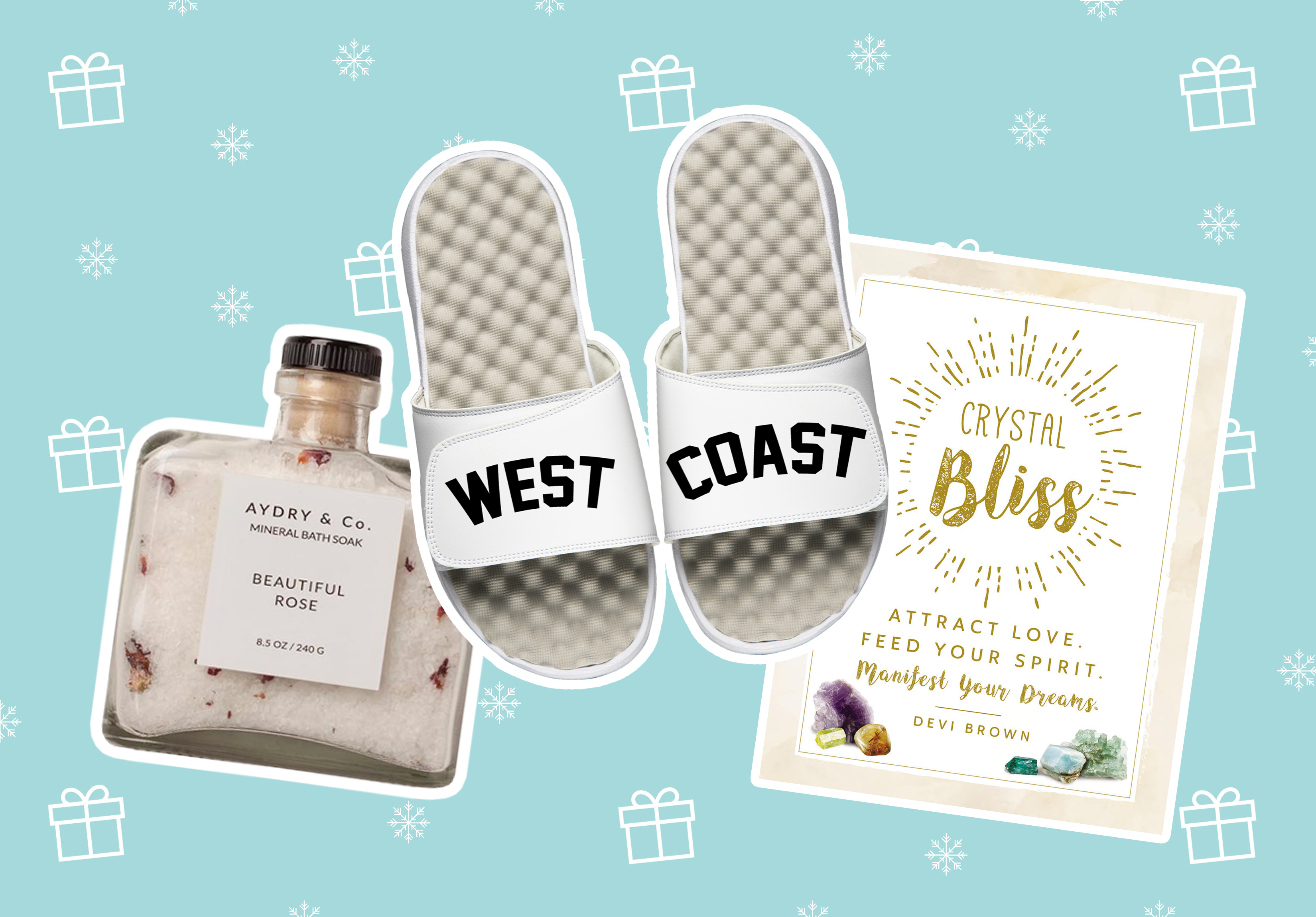 21 holiday gifts for your family members who call the West Coast home