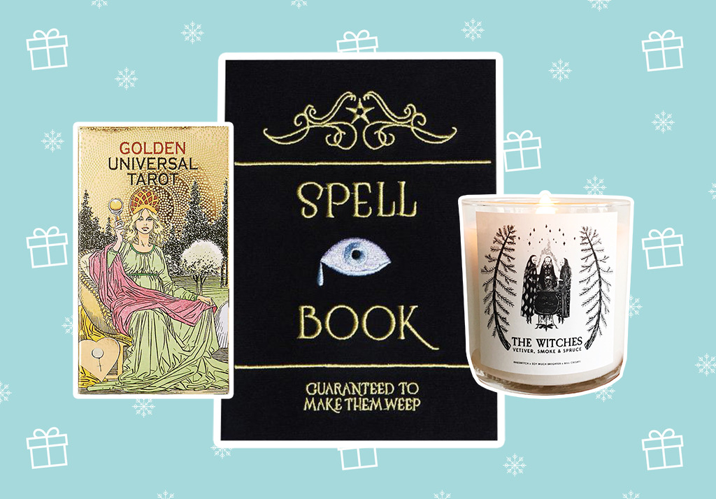 28 spellbinding gifts for the witchy woman in your life