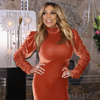 """Wendy Williams did her best to """"fall pretty"""" even while fainting, proving she's the ultimate stunt queen"""