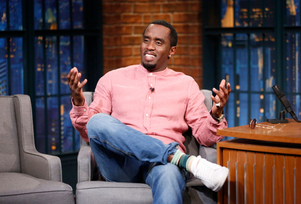 "Sean ""Diddy"" Combs just changed his name AGAIN, and we can't keep up"