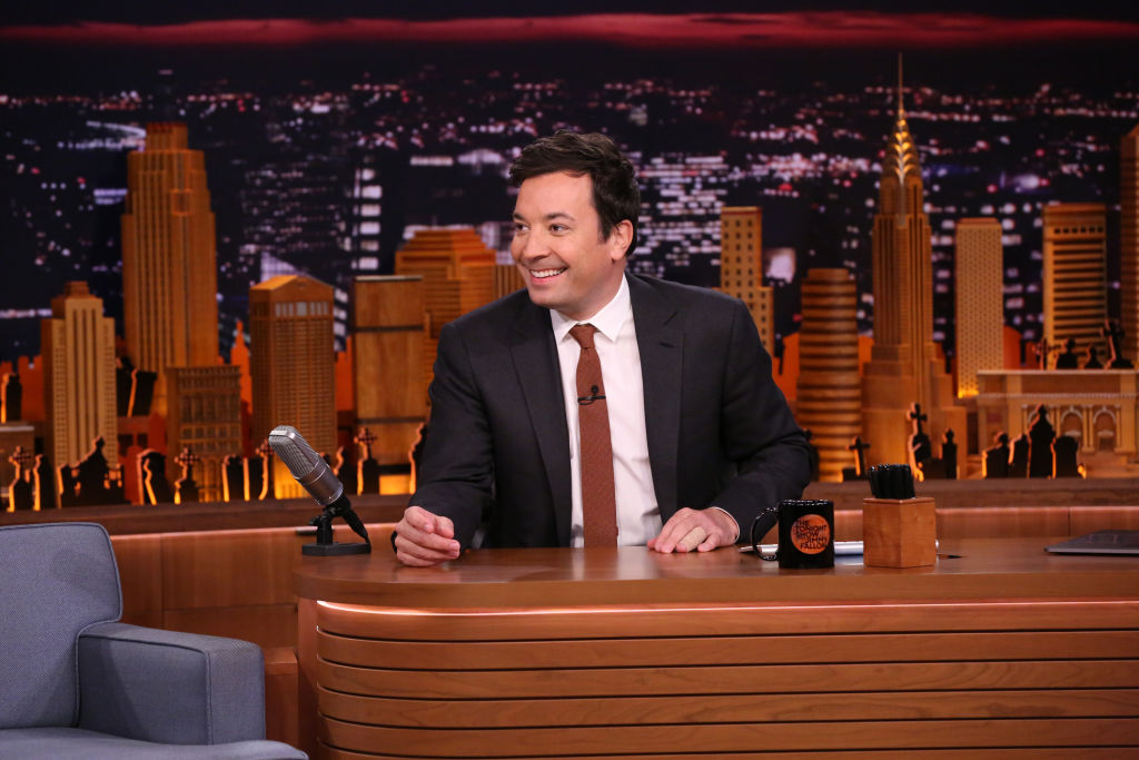 Jimmy Fallon's mother passed away, and we're sending him all the love