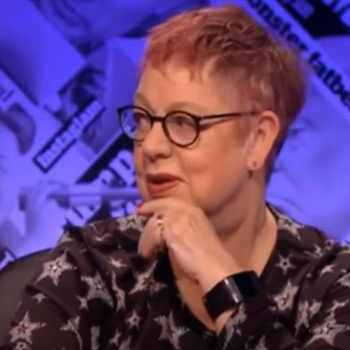 """A female comedian just shut down a sexist joke on BBC's """"Have I Got News For You,"""" and now she's our hero"""