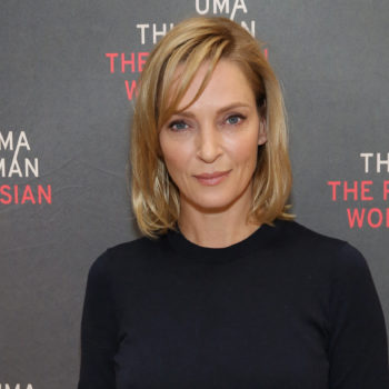 Uma Thurman filled with rage at all the sexual misconduct in Hollywood is the most relatable thing you'll see all weekend