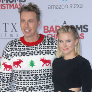 Kristen Bell and Dax Shepard's kids walked in on them having sex, and this is how they handled it