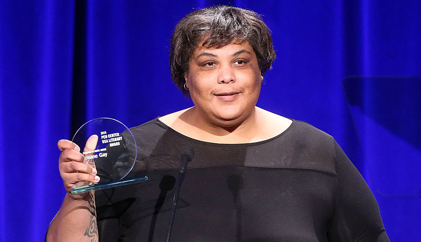 Roxane Gay just announced a new book of essays about sexual harassment and rape culture