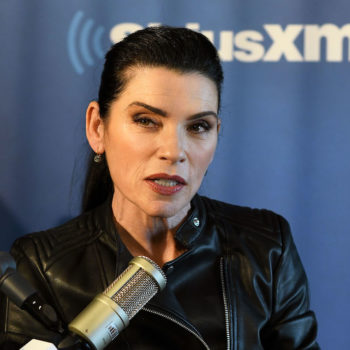 Julianna Margulies is alleging that Steven Seagal also invited her to a hotel room meeting — only he had a gun