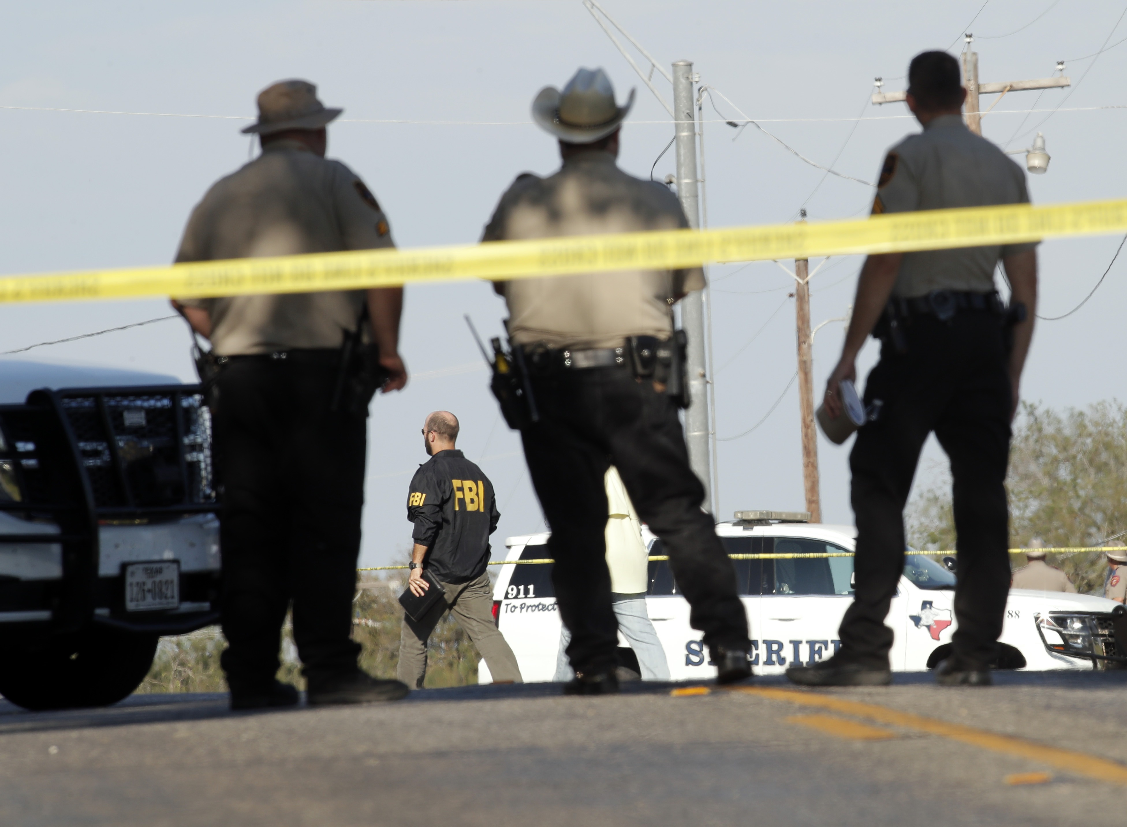 The Sutherland Springs shooter has been identified as Devin Kelley, and here's what we know