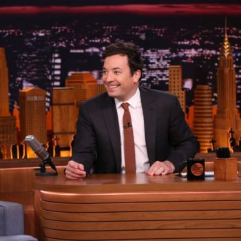 "Jimmy Fallon has canceled ""The Tonight Show"" tapings for the next week following his mother's death"