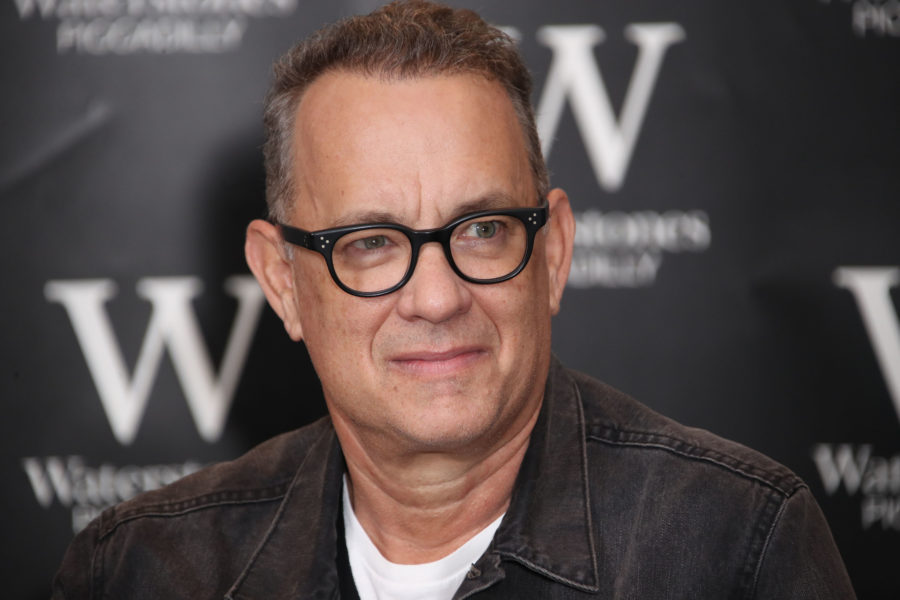 Tom Hanks helped a stranger propose to his girlfriend