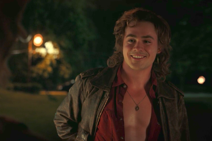"Dacre Montgomery's ""Stranger Things"" audition tape is so bonkers, it deserves its own Netflix series"