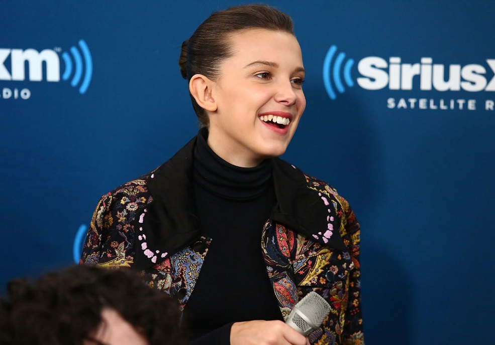 "We just caught Millie Bobby Brown's ""Stranger Things"" audition tape, and she crushed it"