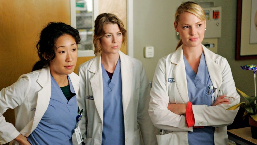 "Izzie is returning to ""Grey's Anatomy,"" because someone has been reading our dream journal"