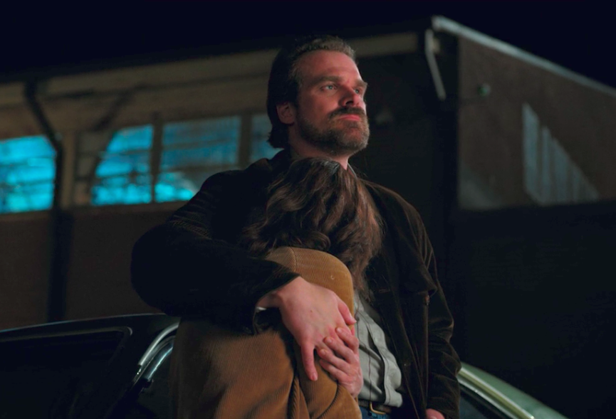 """Stranger Things"" needs to keep Hopper and Joyce platonic for my sanity"