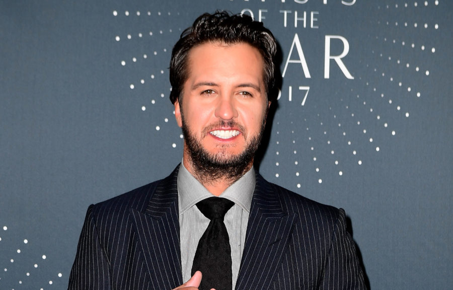 Luke Bryan Opened Up About Raising His Nieces And Nephew