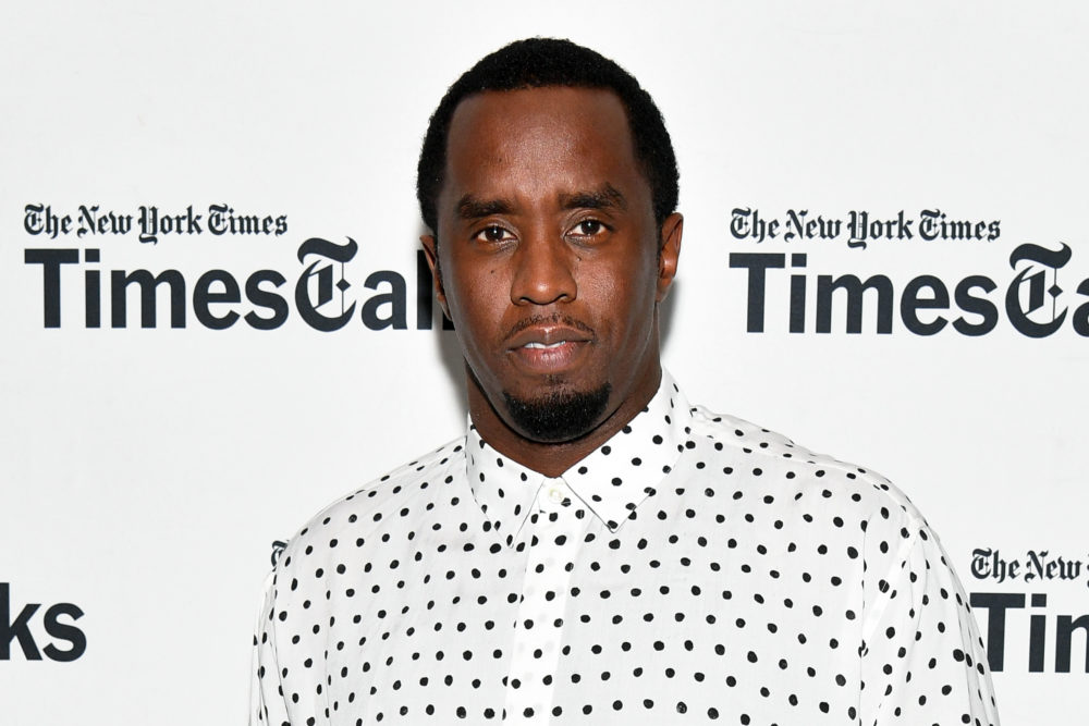 "So, Sean ""Diddy"" Combs was only joking about changing his name again, and now we really can't keep up"