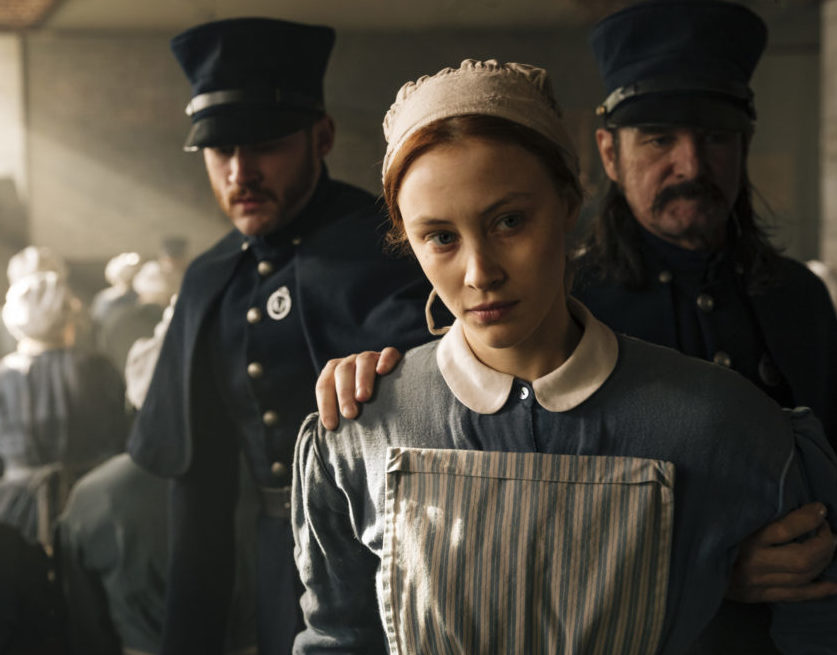 "Margaret Atwood appeared in ""Alias Grace,"" in case you missed it"