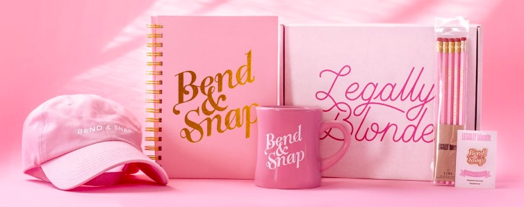 "These ""Legally Blonde""-inspired accessories will make you want to bend and snap"