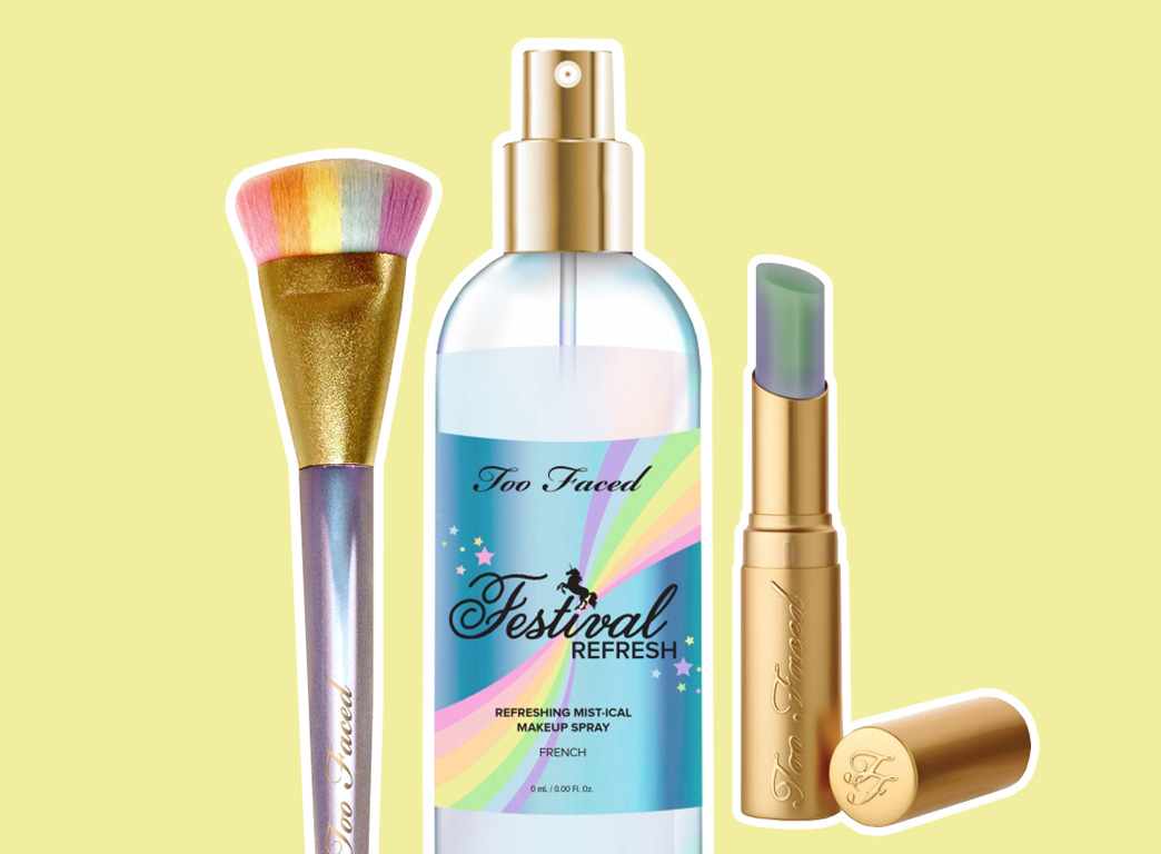 Too Faced knows we love unicorn makeup, so they're launching an entire unicorn collection
