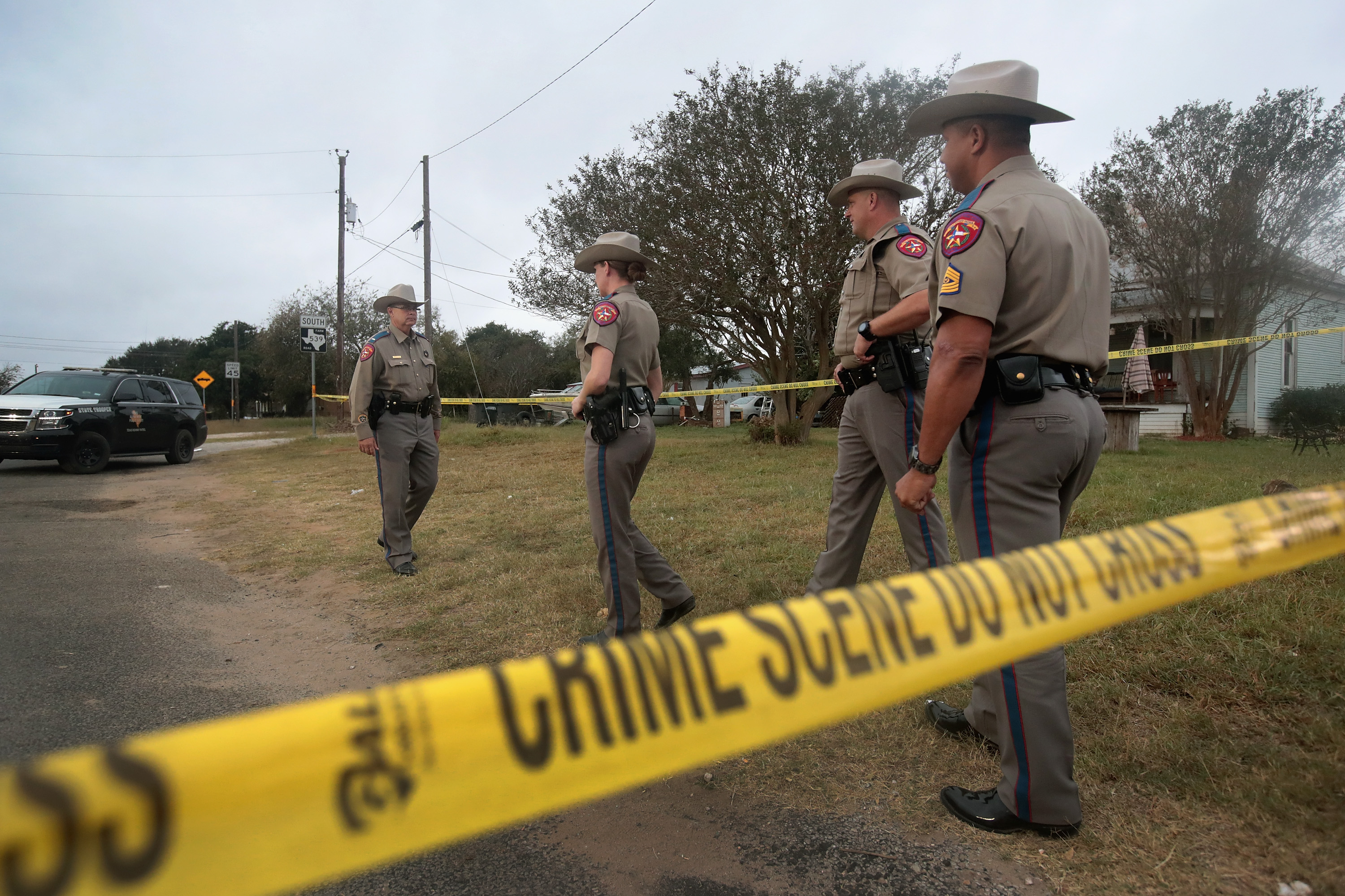 The Texas church shooter shouldn't have been able to legally buy a gun — here's what happened
