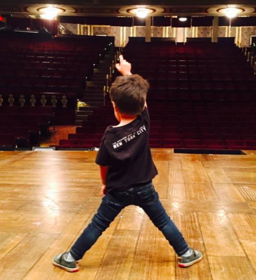 """Lin-Manuel Miranda live-tweeted his three-year-old son's first """"Hamilton"""" experience, and it's better than """"Hamilton"""""""