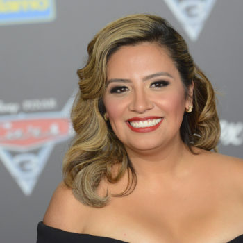 Cristela Alonzo talks to us about never dreaming small and how to deal with imposter syndrome