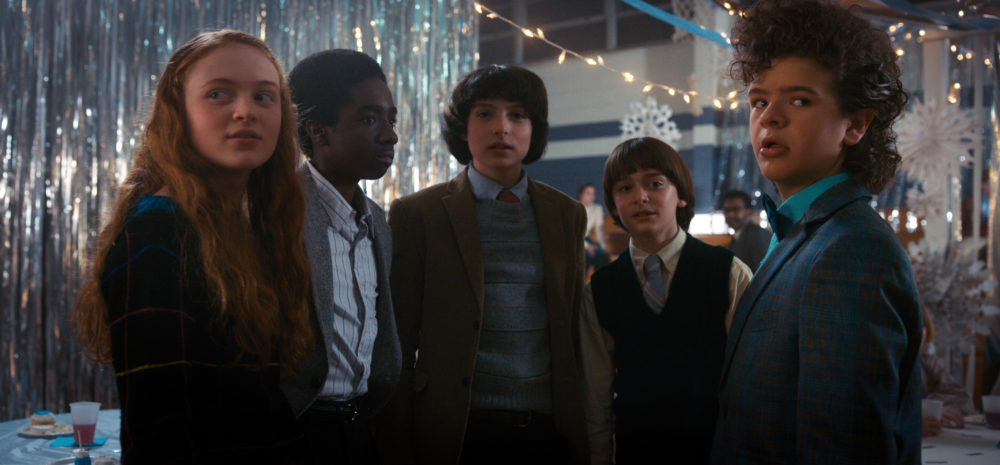 "If we're lucky, ""Stranger Things"" might do a musical episode"